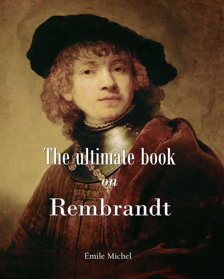 The ultimate book on Rembrandt - cover