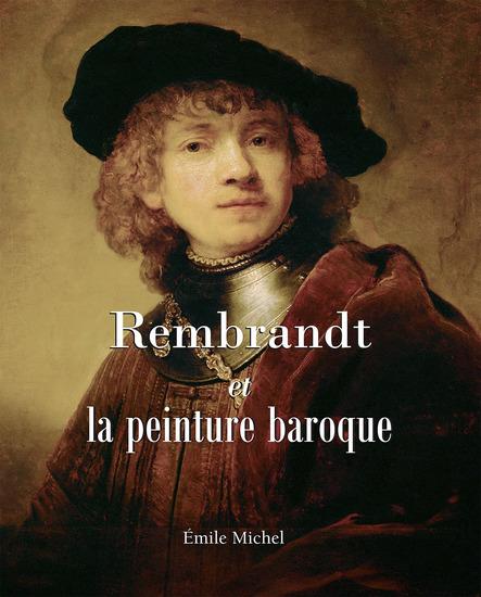 Rembrandt et la peinture baroque - cover