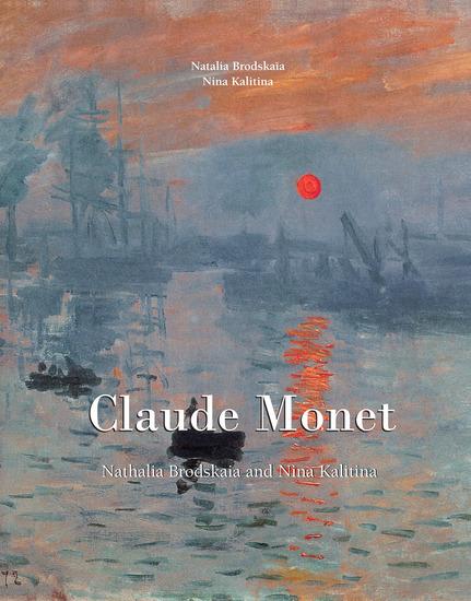 Impresssions de Claude Monet - cover