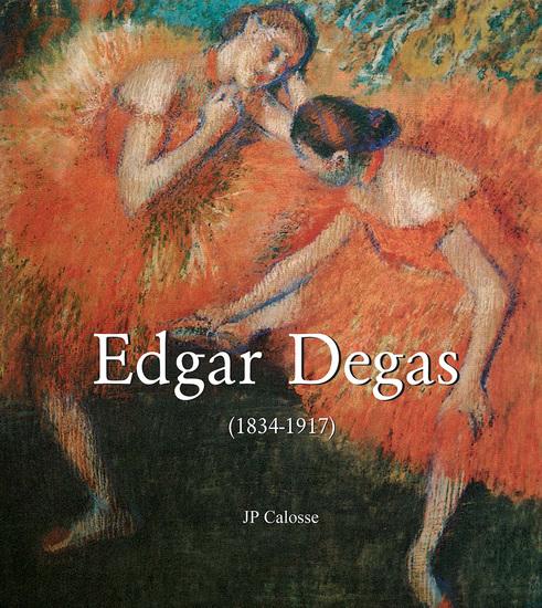 Edgar Degas (1834-1917) - cover
