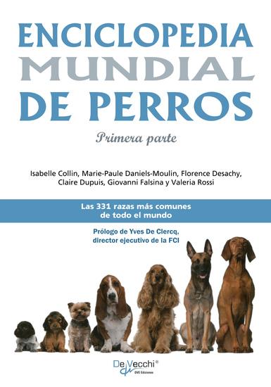 Enciclopedia mundial de perros - Primera parte - cover