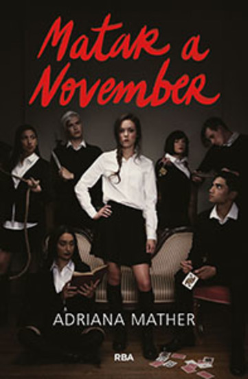 Matar a November - cover
