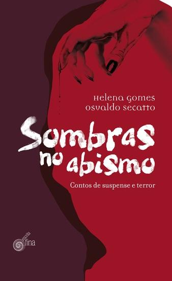Sombras no abismo - Contos de suspense e terror - cover