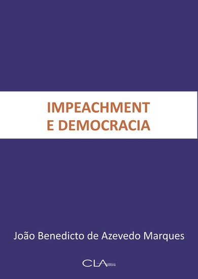 Impeachment e Democracia - cover