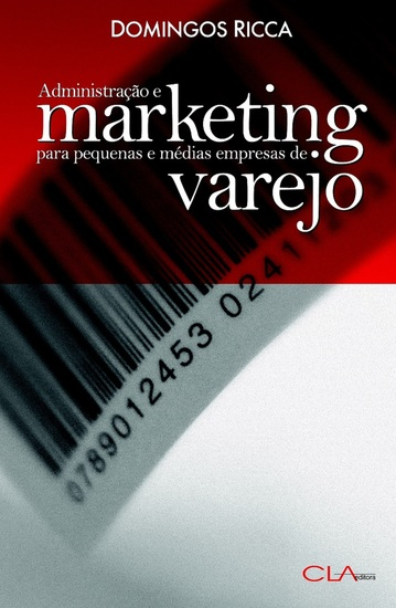 Administração e Marketing para Pequenas e Médias Empresas de Varejo - cover