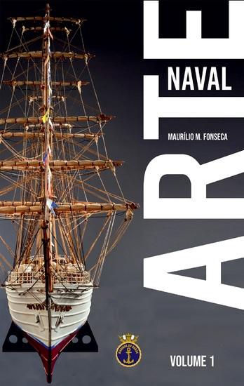 Arte Naval - Vol 1 - cover