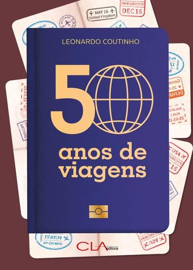 50 anos de viagens - cover