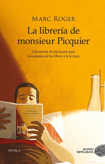 La librería de monsieur Picquier - cover