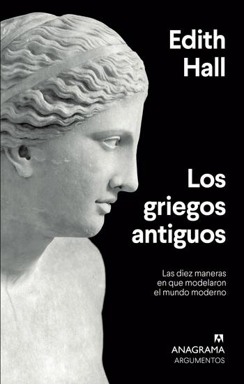 Los griegos antiguos - cover