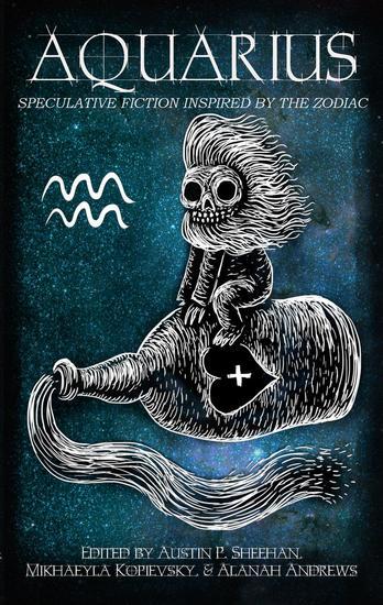 Aquarius - The Zodiac Series #2 - cover