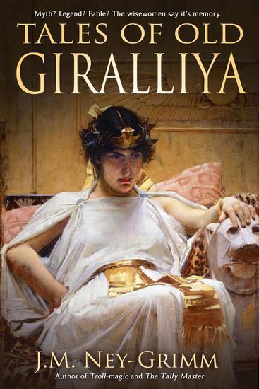 Tales of Old Giralliya - cover