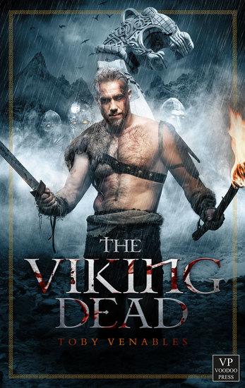 The Viking Dead - Wikinger-Zombie-Roman - cover