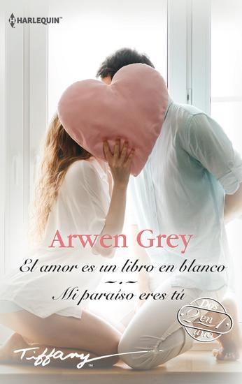 El amor es un libro en blanco - Mi paraíso eres tú - cover