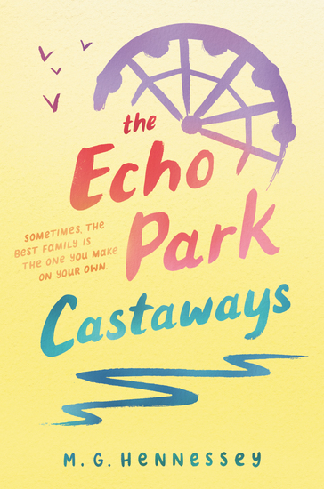 The Echo Park Castaways - cover