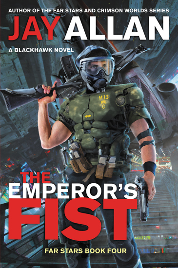 The Emperor's Fist - A Blackhawk Novel - cover