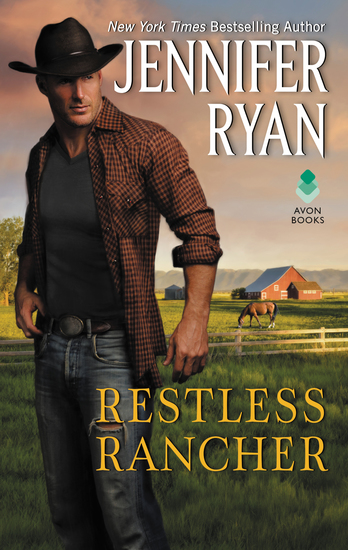 Restless Rancher - Wild Rose Ranch - cover