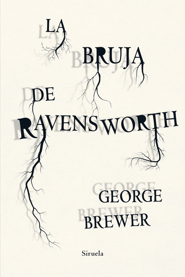 La bruja de Ravensworth - cover
