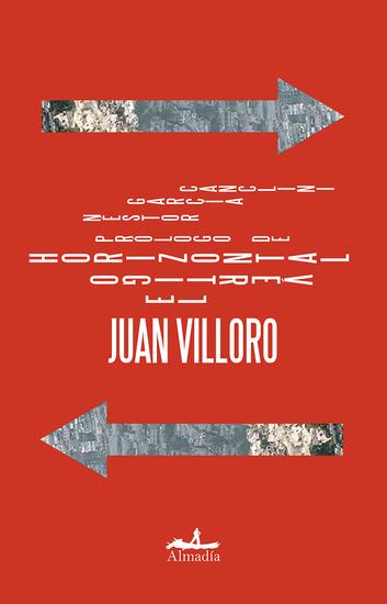El vértigo horizontal - cover