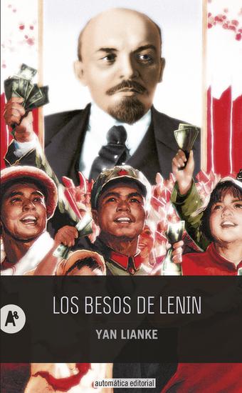 Los besos de Lenin - cover