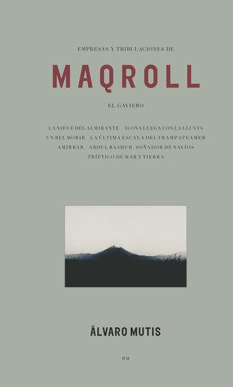Empresas y tribulaciones de Maqroll - cover