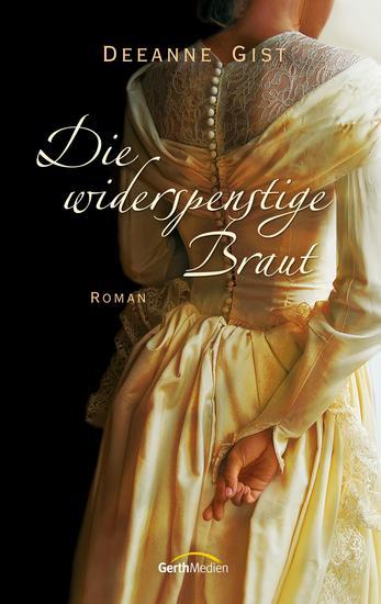 Die widerspenstige Braut - Roman - cover