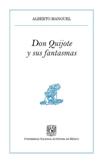 Don Quijote y sus fantasmas - cover