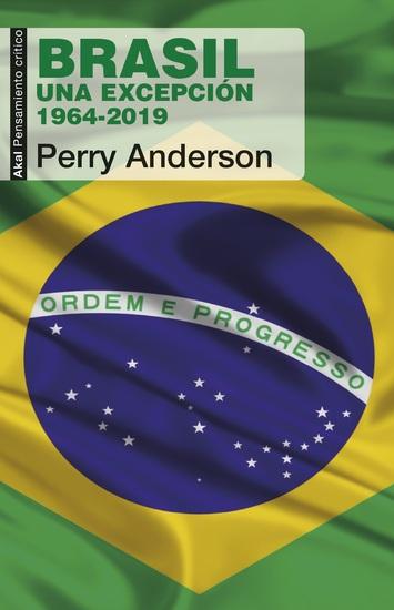 Brasil - Una excepción 1964-2019 - cover