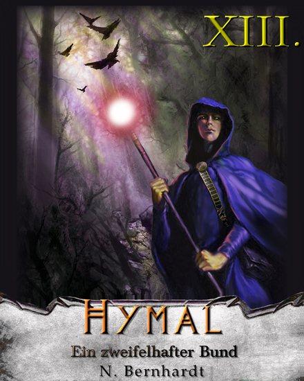 Der Hexer von Hymal Buch XIII - Ein zweifelhafter Bund - cover
