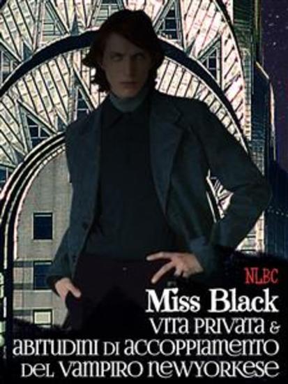Vita privata e abitudini di accoppiamento del vampiro newyorkese - cover