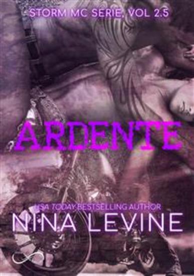 Ardente - Storm MC Serie Vol 25 - cover