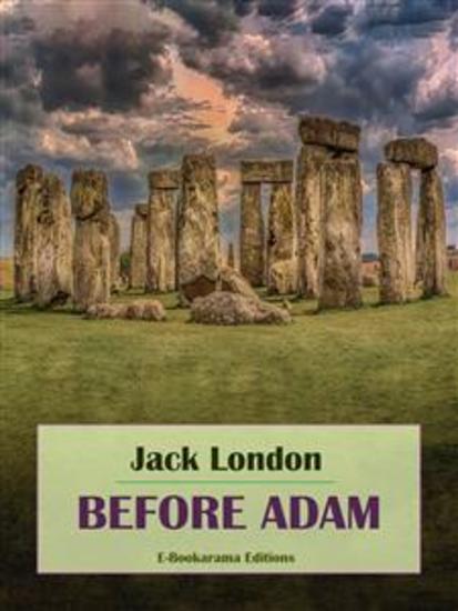 Before Adam - cover