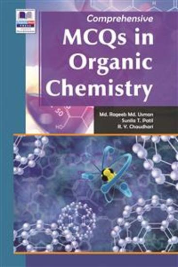 Comprehensive MCQs in Organic Chemistry - cover
