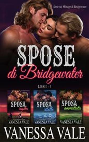 Le spose di Bridgewater: Serie sui Ménage di Bridgewater - cover