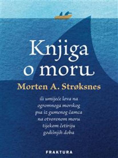 Knjiga o moru - cover