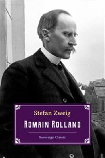 Romain Rolland - cover