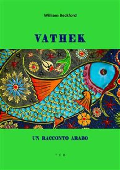 Vathek - Un racconto arabo - cover