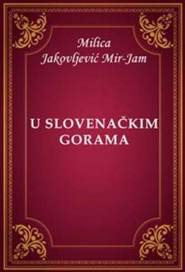 U slovenačkim gorama - cover