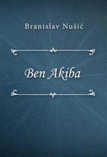 Ben Akiba - cover