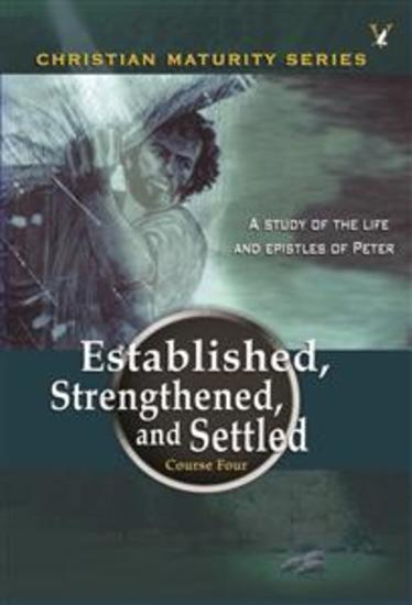 Established Strengthened and Settled - 1 and 2 Peter - cover
