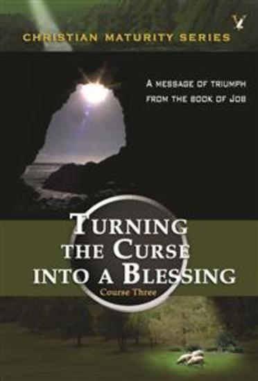 Turning the Curse into a Blessing - Job - cover