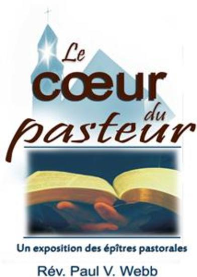 Le coeur du pasteur - cover