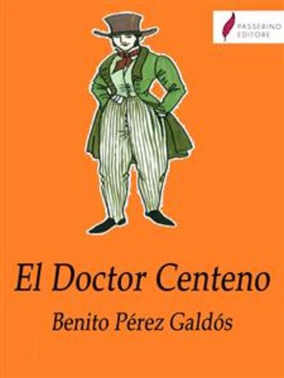 El Doctor Centeno - cover