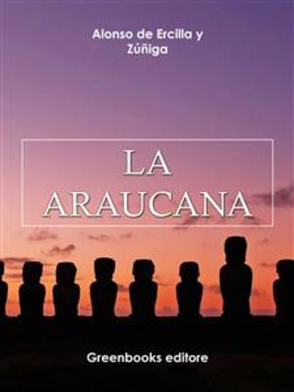 La Araucana - cover