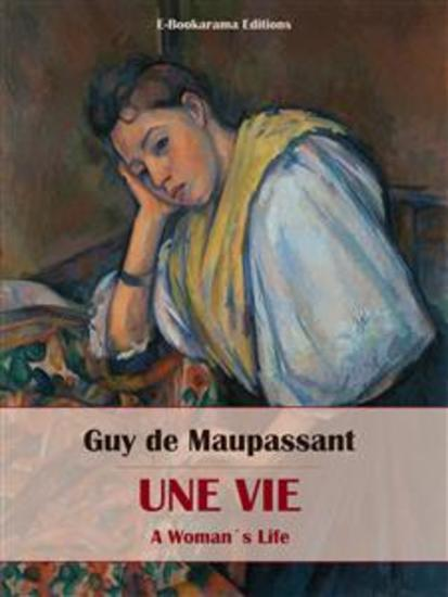 Une Vie - A Woman's Life - cover