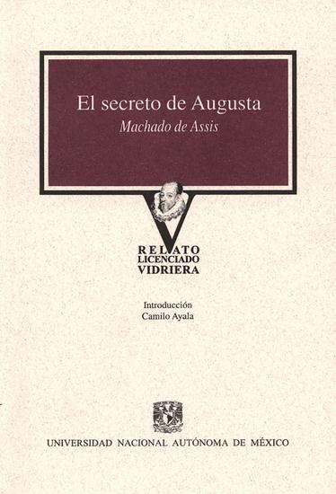 El secreto de Augusta - cover