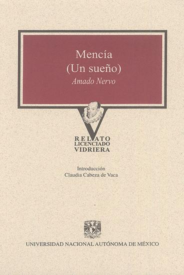 Mencía (Un sueño) - cover
