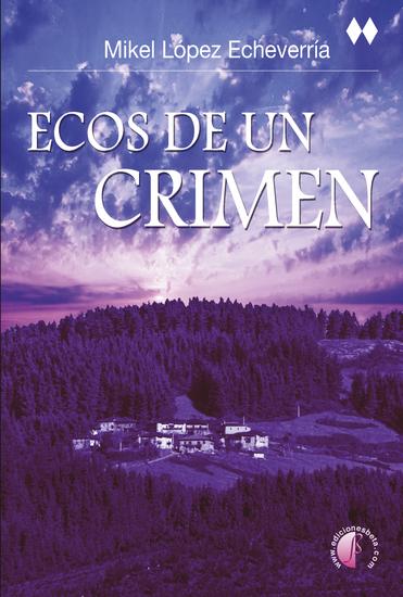 Ecos de un crimen - cover