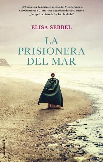 La prisionera del mar - cover