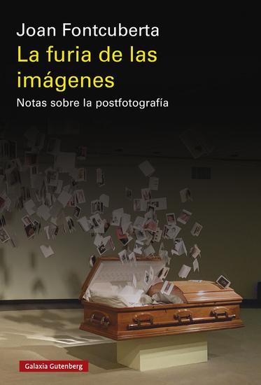 La furia de las imágenes - Notas sobre la postfotografía - cover