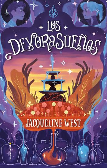 Los devorasueños - cover